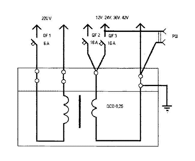 Radiotehnika s90 электрическая схема